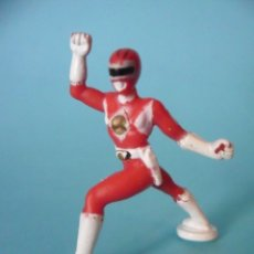 Figuras y Muñecos Power Rangers: MIGHTY MORPHIN POWER RANGERS PINK RANGER FIGURA DE PVC DE 3,5 CM. Lote 86202616