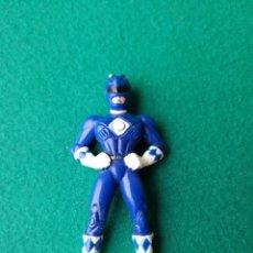 Figuras y Muñecos Power Rangers: FIGURA POWER RANGER RANGERS AZUL PVC SABAN 1995. Lote 86721128