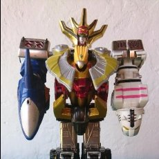 Figuras y Muñecos Power Rangers: MEGAZORD ANIMAL WILD FORCE POWER RANGERS BANDAI 2001. Lote 164779361