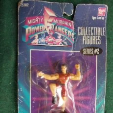 Figuras y Muñecos Power Rangers: POWER RANGERS COLECCIÓN DE FIGURAS SERIE 2. Lote 89559672