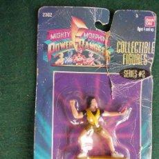 Figuras y Muñecos Power Rangers: POWER RANGERS COLECCIÓN DE FIGURAS SERIE 2. Lote 89559732