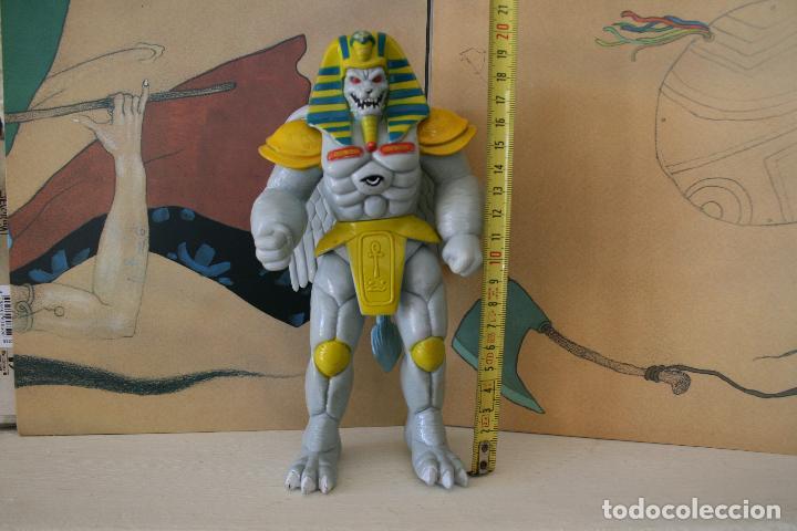 POWER RANGERS KING SPHINX BANDAI 1993 (Juguetes - Figuras de Acción - Power Rangers)