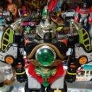 Figuras y Muñecos Power Rangers: POWER RANGERS 1994 40CM LUZ SONIDO Y MOVIMIENTO. Lote 90510353