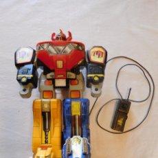Figuras y Muñecos Power Rangers: ROBOT POWER RANGER AÑO 1994 MARCHON ROBOT PATINETE UNICO!!!. Lote 91959295