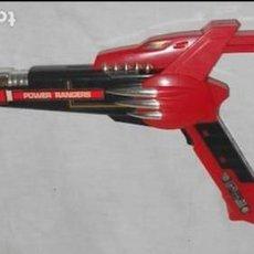 Figuras y Muñecos Power Rangers: ARMA DEL POWER RANGER ROJO. Lote 92185690