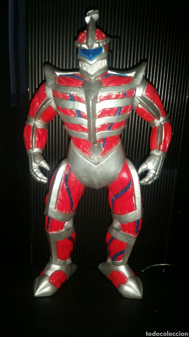 FIGURA POWER RANGERS ZEDD 1993 (Juguetes - Figuras de Acción - Power Rangers)