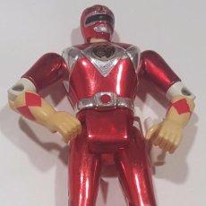 Figuras y Muñecos Power Rangers: FIGURA / MUÑECO , POWER RANGERS , ROJO BRILLANTE , BANDAI 1995. Lote 95088963