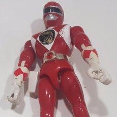Figuras y Muñecos Power Rangers: FIGURA / MUÑECO , POWER RANGERS , ROJO , BANDAI 1994 20 CMS. Lote 109628255