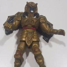 Figuras y Muñecos Power Rangers: FIGURA / MUÑECO , POWER RANGERS , MALO GOLDAR , BANDAI 1994 13,5 CMS. Lote 95547379