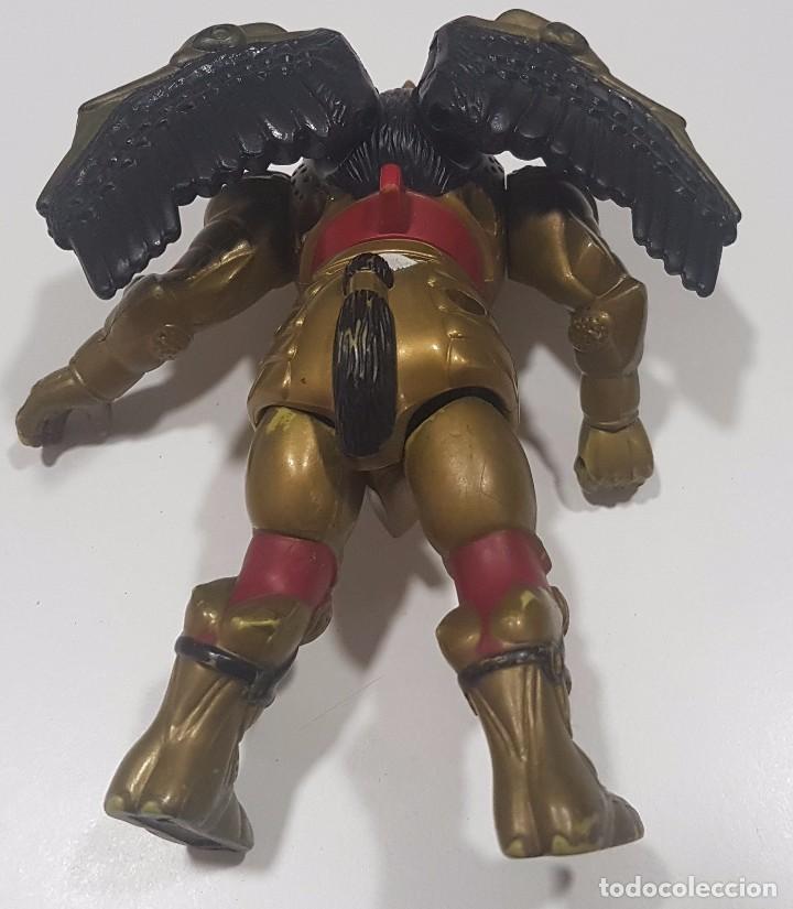 Figuras y Muñecos Power Rangers: FIGURA / MUÑECO , POWER RANGERS , MALO GOLDAR , BANDAI 1994 13,5 CMS - Foto 2 - 95547379