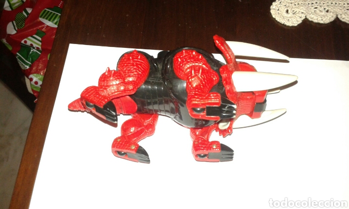 Figuras y Muñecos Power Rangers: FIGURA DE ACCION DE BANDAI POWER RANGERS - Foto 2 - 96925263