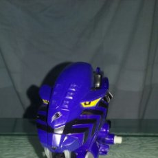 Figuras y Muñecos Power Rangers - Power Ranger Motosalvaje Azul transformable - 98413082