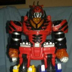 Figuras y Muñecos Power Rangers: POWER RANGER MEGAZORD JUNGLE FURY ELECTRÓNICO. Lote 98414382