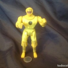 Figuras y Muñecos Power Rangers: FIGURA POWER RANGER AMARILLO YELLOW POWER RANGERS BANDAI 95. Lote 98429379