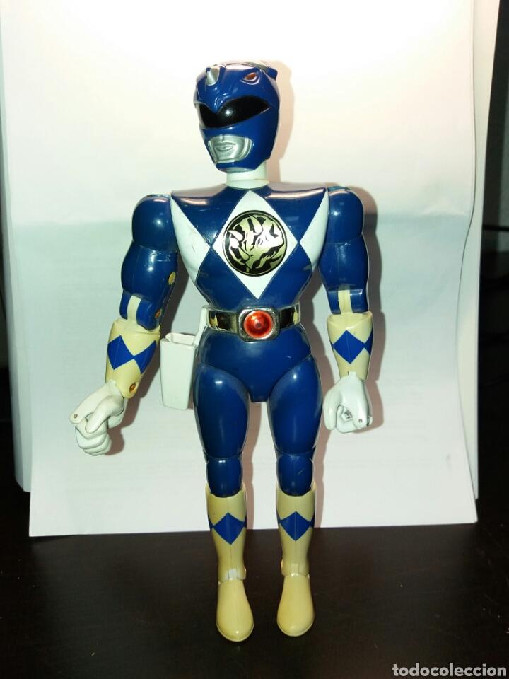 Figuras y Muñecos Power Rangers: Figuras POWER RANGERS BANDAI de 20 cm - Foto 3 - 98502326