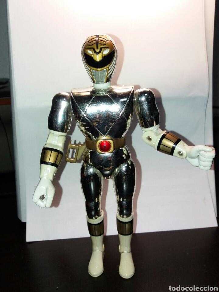 Figuras y Muñecos Power Rangers: Figuras POWER RANGERS BANDAI de 20 cm - Foto 4 - 98502326