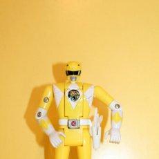 Figures and Dolls Power Rangers - POWER RANGERS COLOR AMARILLO CABEZA GIRATORIA DE BANDAI - AÑO 93 - 98618319