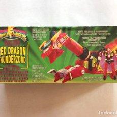 Figuras y Muñecos Power Rangers: RED DRAGON THUNDERZORD - BANDAI 1993 - POWER RANGERS. Lote 99162163