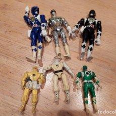 Figuras y Muñecos Power Rangers: POWER RANGERS BANDAI AÑOS 90. Lote 99391787