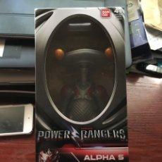 Figuras y Muñecos Power Rangers: POWER RANGERS ALPHA 5 BANDAI-PRECINTADO NUEVO. Lote 100521875