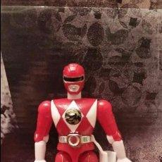 Figuras y Muñecos Power Rangers: FIGURA MIGHTY MORPHIN POWER RANGERS RANGER ROJO ORIGINAL BANDAI AÑOS 90. Lote 101460495