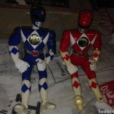 Figuras y Muñecos Power Rangers - Lote de 5 power rangers grandes!. - 101721230
