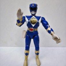 Figuras y Muñecos Power Rangers: POWER RANGERS AZUL - KARATE CHOP RANGER - BANDAI 94. Lote 103412267