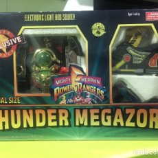 Figuras y Muñecos Power Rangers: POWER RANGERS THUNDER MEGAZORD 1994,BIOMAN,GIMAN,GIJOE,DC,VENGADORES,TRANSFORMER,ROBOT,MARVEL,MATTEL. Lote 103453104
