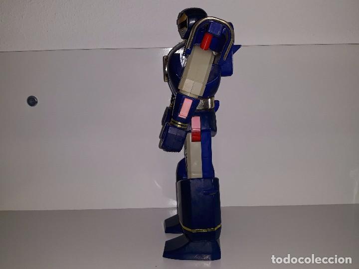 Figuras y Muñecos Power Rangers: POWER RANGERS DELUXE : TRANSFORMER AUTO MORPHIN NINJOR MEGAZORD. - BANDAI AÑO 1995 - Foto 13 - 103648047