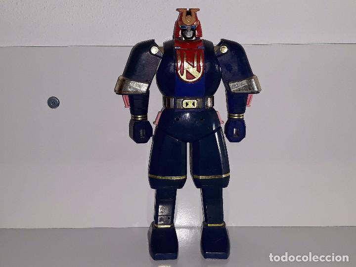 Figuras y Muñecos Power Rangers: POWER RANGERS DELUXE : TRANSFORMER AUTO MORPHIN NINJOR MEGAZORD. - BANDAI AÑO 1995 - Foto 16 - 103648047