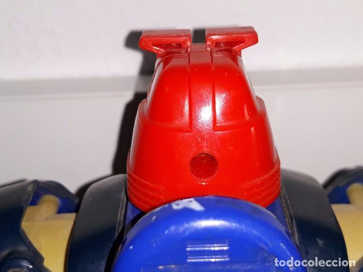 Figuras y Muñecos Power Rangers: POWER RANGERS DELUXE : TRANSFORMER AUTO MORPHIN NINJOR MEGAZORD. - BANDAI AÑO 1995 - Foto 19 - 103648047