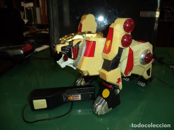 ROBOT POWER RANGERS (Juguetes - Figuras de Acción - Power Rangers)