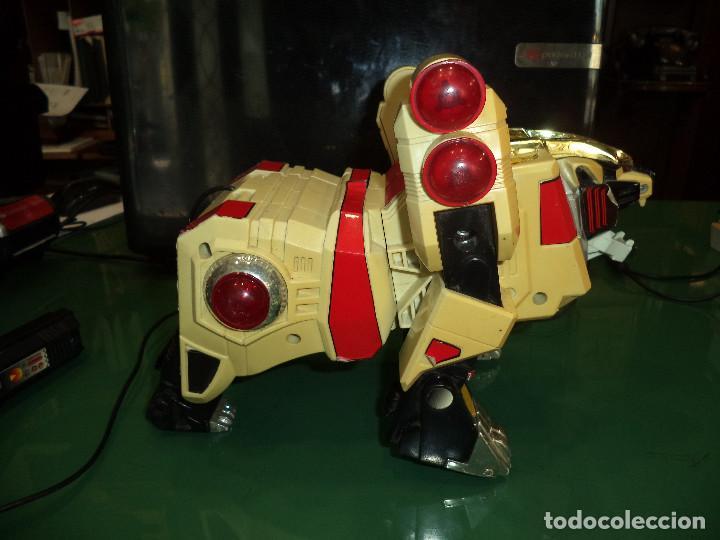 Figuras y Muñecos Power Rangers: ROBOT POWER RANGERS - Foto 2 - 103675699