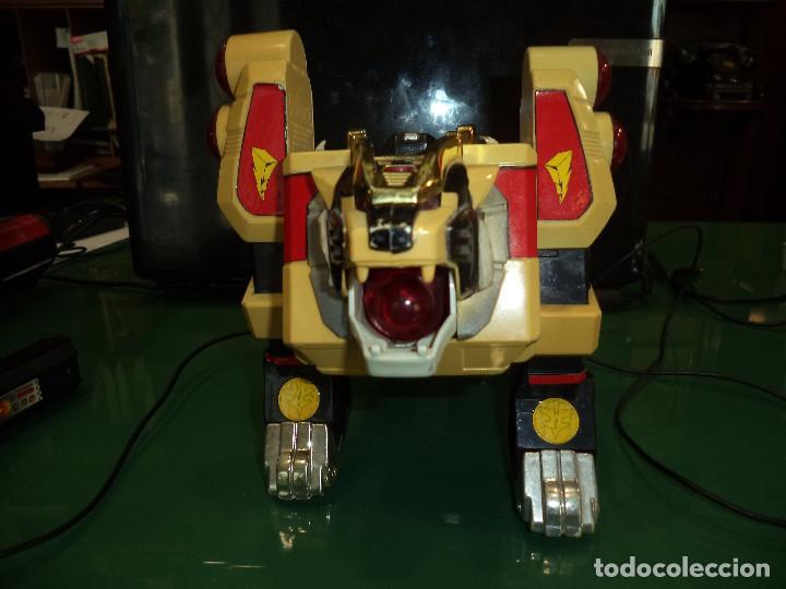 Figuras y Muñecos Power Rangers: ROBOT POWER RANGERS - Foto 3 - 103675699