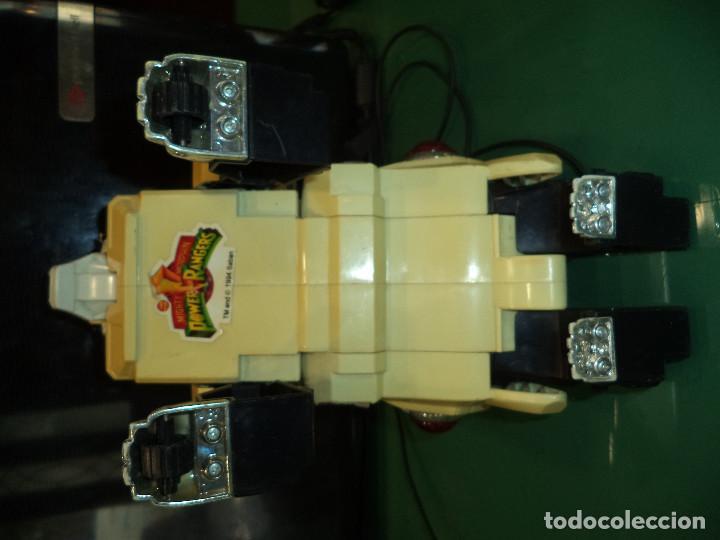 Figuras y Muñecos Power Rangers: ROBOT POWER RANGERS - Foto 4 - 103675699