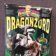 Figuras y Muñecos Power Rangers: POWER RANGERS DRAGONZORD EN CAJA SIN JUGAR. Lote 104045495