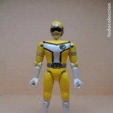 Figuras y Muñecos Power Rangers: FIGURA TURBO RANGER AMARILLO (POWER RANGER) 1989 BANDAI. Lote 104497623