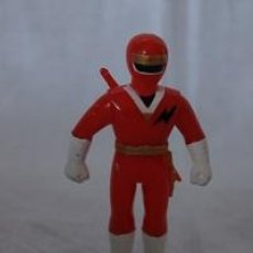 Figuras y Muñecos Power Rangers: FIGURA POWER RANGER ROJO BANDAI 1993. Lote 104769123