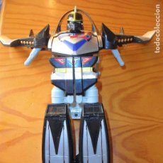 Figuras y Muñecos Power Rangers: SHADOW DELUXE MEGAZORD POWER RANGERS TIME FORCE, 2001 BANDAI. Lote 105989775