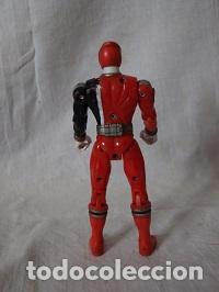 Figuras y Muñecos Power Rangers: Power Ranger bandai 2005 - Foto 2 - 107226483