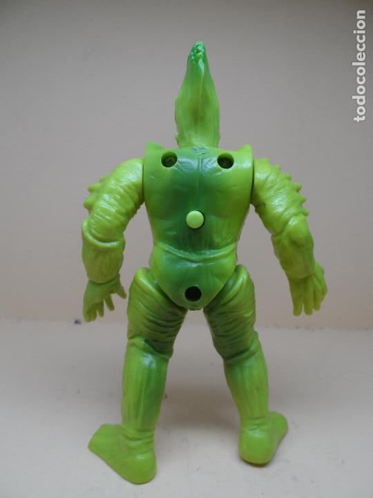 Figuras y Muñecos Power Rangers: FIGURA POWER RANGERS SNAPPING CHEST INVENUSABLE FLY TRAP 1994 BANDAI - Foto 2 - 151396234
