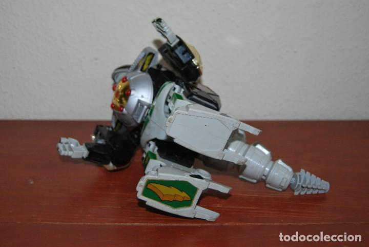Figuras y Muñecos Power Rangers: FIGURA DE DRAGONZORD - POWER RANGERS - BANDAI - 1991 - Foto 12 - 108782095