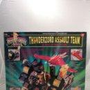 Figuras y Muñecos Power Rangers: POWER RANGERS, THUNDER ASSAULT TEAM. Lote 109190418