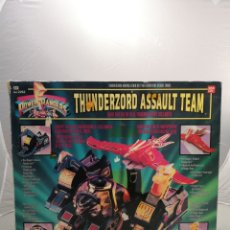 Figuras y Muñecos Power Rangers: POWER RANGERS, THUNDER ASSAULT TEAM. Lote 109190418