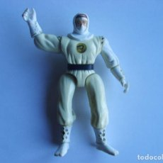 Figuras y Muñecos Power Rangers: POWER RANGER BLANCO NINJA MANO MOVIL BANDAI 1995. Lote 109441431