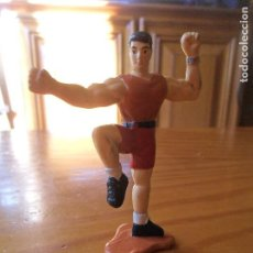 Figuras y Muñecos Power Rangers: JASON RANGER ROJO - 1994 BANDAI POWER RANGERS - FIGURA PVC -. Lote 109562359