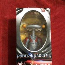 Figuras y Muñecos Power Rangers: POWER RANGERS ALPHA 5. Lote 109625027