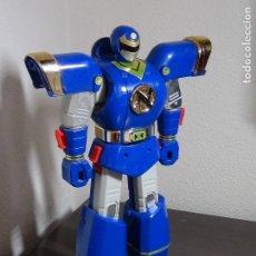 Figuras y Muñecos Power Rangers: MUÑECO DE BANDAI 95 POWER RANGERS DELUXE AUTO-MORPHIN NINJOR MEGAZORD 1995. Lote 110577035