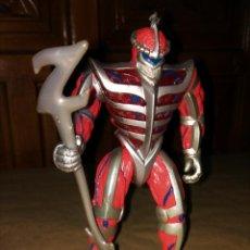 Figuras y Muñecos Power Rangers: POWER RANGERS VILLANO EVIL SPACE ALIEN LORD ZEDD COMPLETO 1994 BANDAI. Lote 111463843