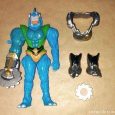 Figuras y Muñecos Power Rangers: POWER RANGERS VILLANO EVIL SPACE ALIEN ERIK EL BÁRBARO THE BARBARIC SIERRA BANDAI. Lote 112797259
